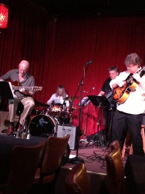 David Martin/Mike Doolin-guitar, Jon Hughes-bass, Ward Griffiths-drums
