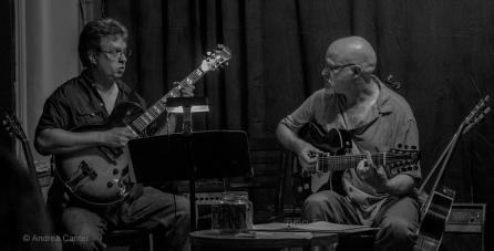 David Martin/Mike Doolin-guitar, Chris Bates-bass