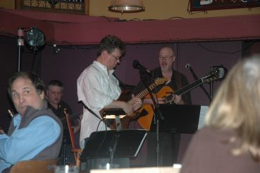 Jon Hughes, Ward Griffiths, Mike Doolin at O'Connor's Portland, OR