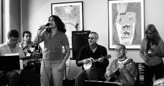 Samba Meu at Black Dog Cafe 10-20-12