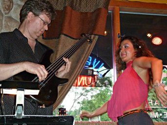 With Esti Price and Havana Hi-Fi at 318 Cafe, Excelsior, MN