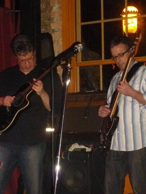 With Tom Peterson and Havana Hi-Fi at Aster Cafe, Minneapolis, MN