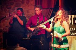 With Zack Lozier, Esti Price and Havana Hi-Fi at 318 Cafe, Excelsior, MN