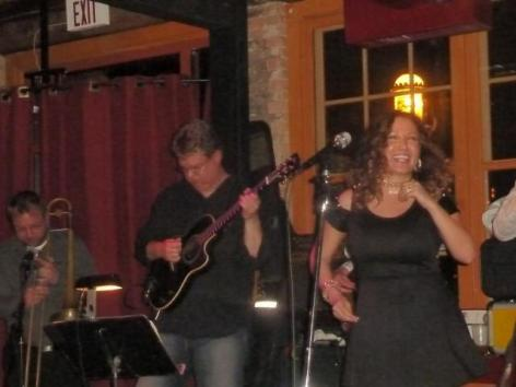 With Matt Hanzelka, Esti Price and Havana Hi-Fi at Aster Cafe, Minneapolis, MN