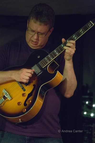 At Jazz Central with Jake Baldwin, Tanner, Mac 5-5-14
