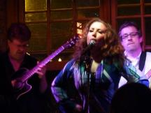 With Esti Price, Tom Peterson and Havana Hi-Fi at Aster Cafe, Minneapolis, MN