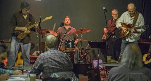 Dark Star CD Release at Vieux Carre 11-30-16