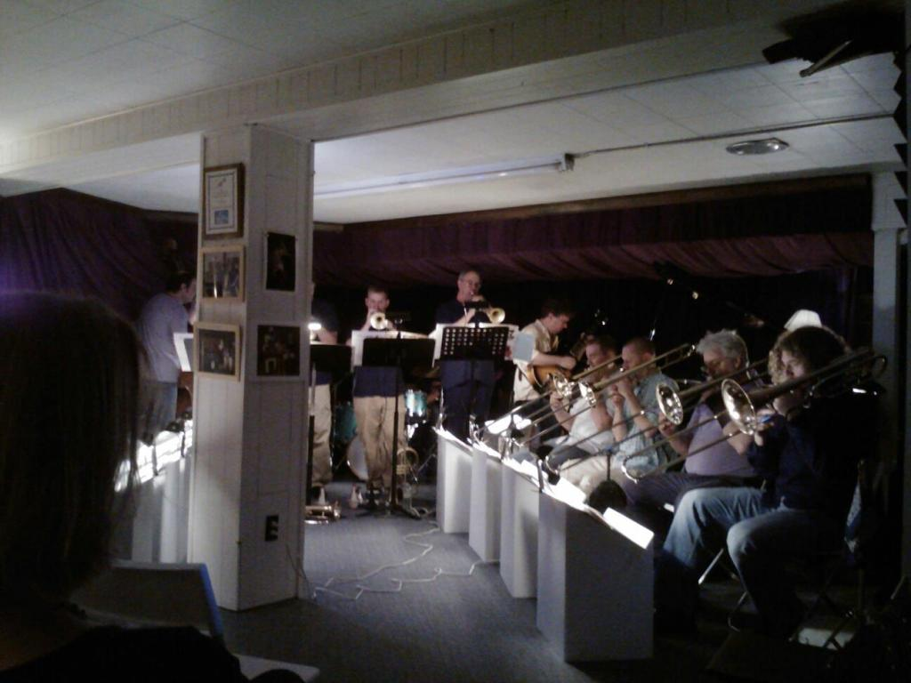 Bill Simenson Big Band 1