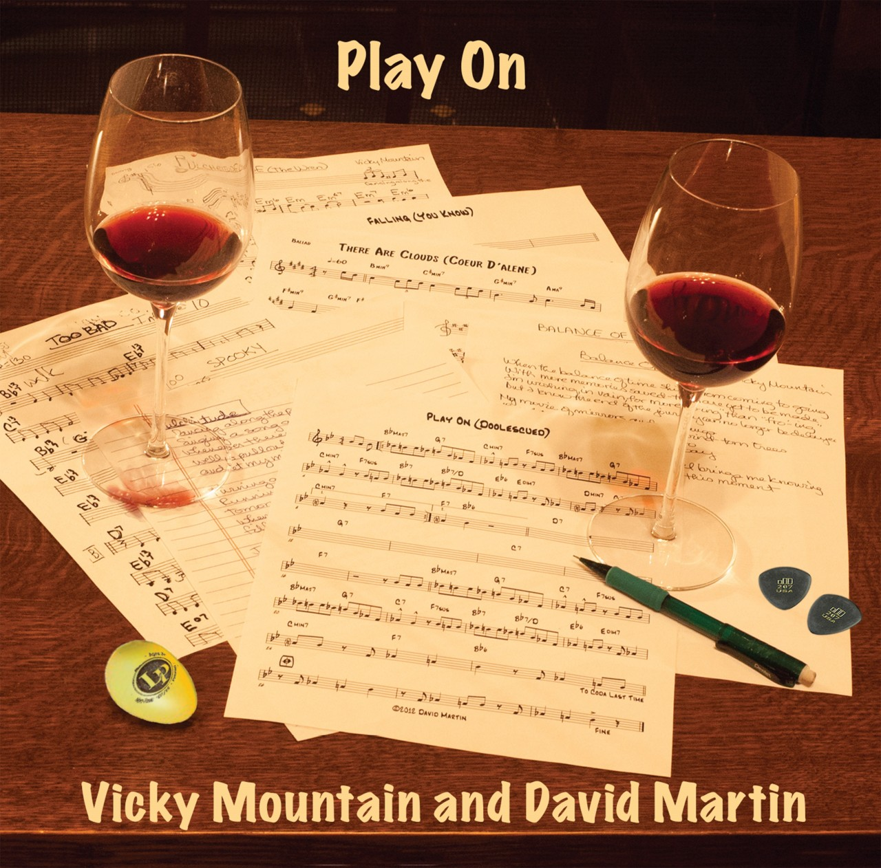 'Play On' Cover